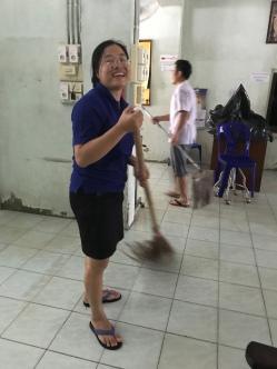 Ajarn Maniwan our evangelist