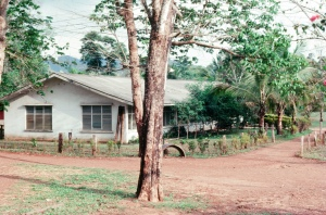The Kwai River Christian Hospital as it appeared about 1980