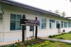 In 19-- a new wing was added to the Huay Malai hospital. In the 1980's and 1990's the Kwai River Christian Hospital and the Armed Forces Research Institute for Medical Sciences (US division) collaborated on several research projects.