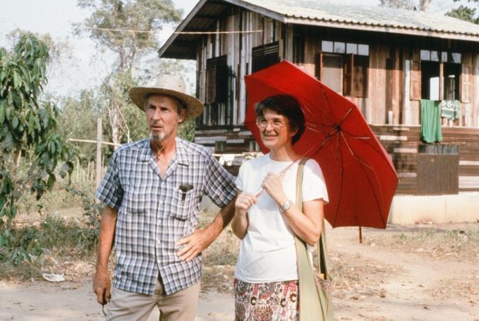 Ben and Doris Dickerson